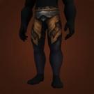 Warhide Pants Model