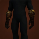 Gauntlets of Living Obsidium Model