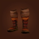 Inferno Hardened Boots Model