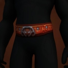 Raider's Belt, Marshcreeper Belt Model