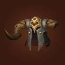 Broken Ram Skull Helm, Landsoul's Horned Greathelm Model