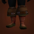 Rough Bronze Boots Model