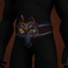 Darkfang Belt Model