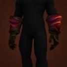 Conqueror's Terrorblade Gauntlets Model