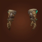 Malevolent Gladiator's Ornamented Gloves, Malevolent Gladiator's Scaled Gauntlets Model