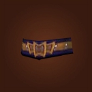 Strap of the Ancient Horn, Bad Belt, Beggar's Belt, Glyphed Belt, Frostwolf Leather Belt, Girdle of Insight Model