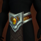 Arcane Defender's Belt Model