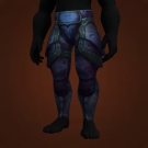 Primal Gladiator's Plate Leggings Model