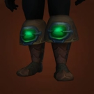 Treads of the Dark Hunt, Iron-Flecked Sandals Model