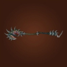 Wrathful Gladiator's Staff Model