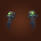Tyrannical Gladiator's Mooncloth Gloves, Tyrannical Gladiator's Satin Gloves Model