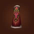 Royal Cloak of the Sunstriders, Cloak of the Illidari Council, Nethervoid Cloak, Drape of the Drakerider Model