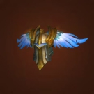 Headguard of Winged Triumph Model