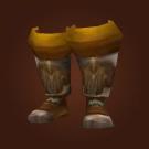 Replica Knight-Lieutenant's Plate Boots, Replica Knight-Lieutenant's Plate Greaves Model