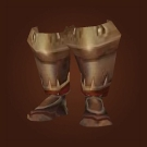 Replica Blood Guard's Plate Boots, Replica Blood Guard's Plate Greaves Model