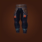Legguards of Scintillating Scales, Conduit-Breaker Chain Leggings, Leggings of the Violent Gale, Kilt of Rising Thunder, Legguards of Scintillating Scales, Conduit-Breaker Chain Leggings, Leggings of the Violent Gale Model
