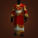 Replica Knight-Captain's Dreadweave Robe, Replica Knight-Captain's Dreadweave Tunic Model