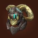 Grievous Gladiator's Plate Helm, Prideful Gladiator's Plate Helm Model