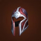 Crusader's Ornamented Headguard, Crusader's Scaled Helm Model
