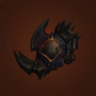 Wrathful Gladiator's Plate Shoulders Model
