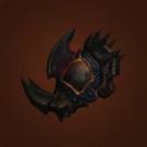 Wrathful Gladiator's Plate Shoulders Model