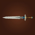 Heavy Copper Longsword, Darkthorn Piercer Model