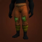 Disciple's Pants, Outlander's Leggings Model