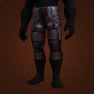 Njord Leggings, Westrift Leggings, Nifflevar Legguards, Frostscale Leggings, Sharkdiver's Leggings, Amberpine Legguards, Legguards of Refuted Feudalism, Shoveltusk Legguards Model