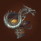Crafted Dreadful Gladiator's Chain Spaulders Model
