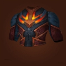 Wild Gladiator's Plate Breastplate Model