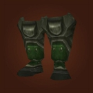 Boots of Dominance, Kraken Greaves, Zealous Sabatons, Zealous Greaves, Zealous Boots Model