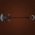 Tyrannical Gladiator's Staff Model