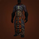 Robe of the Waking Nightmare, Sanctified Dark Coven Robe Model