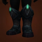Boots of the Still Breath, Flamefoot Tabi Model