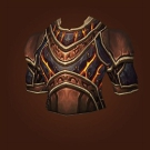 Carapace of Imbibed Flame, Chestguard of the Molten Giant, Battleplate of the Molten Giant Model