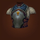 Chestguard of Determined Resolve, Blood-Binder Chestguard Model