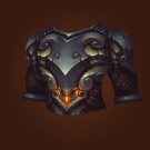 Chestplate of Congealed Corrosion, Icy Blood Chestplate, Chestplate of Congealed Corrosion Model