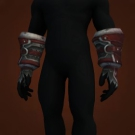 Gloves of Centering, Seer's Linked Gauntlets, Seer's Mail Gauntlets, Seer's Ringmail Gloves, Seer's Ringmail Gloves Model