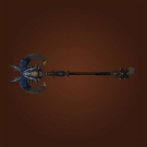 Tyrannical Gladiator's Energy Staff Model