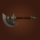 Axe of the Iron Price, Chagan's Cheery Chopper, Inelava, Spirit of Inebriation Model