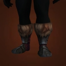 Firewalker's Treads, Boots of Determined Resolve, Zulk's Sneaky Slippers Model