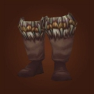 Meng's Treads of Insanity, Lightning Prisoner's Boots, Lightning Prisoner's Boots Model