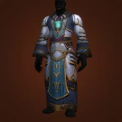 Wrathful Gladiator's Mooncloth Robe, Wrathful Gladiator's Satin Robe Model