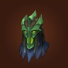 Primal Gladiator's Leather Helm, Primal Gladiator's Headcover Model