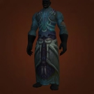 Shadowforge's Lightbound Smock, Dizze's Whirling Robe, Natli's Fireheart Robe Model