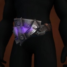 Grievous Gladiator's Waistband of Accuracy Model