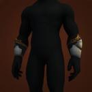 Giantslayer Bracers, Black Steel Bindings Model