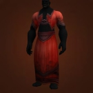 Fireworm Robes, Ritual Shroud Model