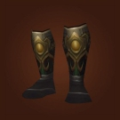 Vicious Dragonscale Boots Model