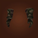 Furious Gladiator's Plate Gauntlets Model